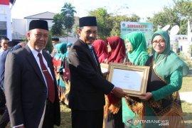 Lima guru madrasah berprestasi terima penghargaan dari Kemenag