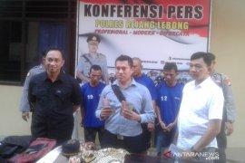 Polres Rejang Lebong tangkap kawanan pencopet lintas provinsi