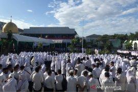 ASN Kemenag Aceh ikut upacara Hari Amal Bakti