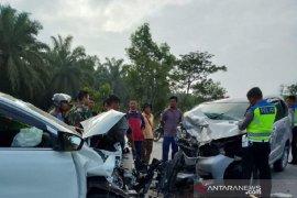 Polisi selidiki kecelakaan di Siak libatkan warga Banten