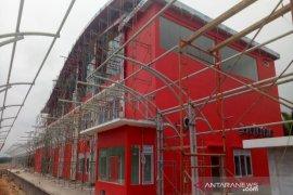 Pembangunan jalur KA Rantauprapat-Kota Pinang capai 90 persen