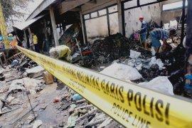 Usai terbakar, pembangunan Pasar Ngunut Tulungagung ditargetkan tuntas akhir 2020