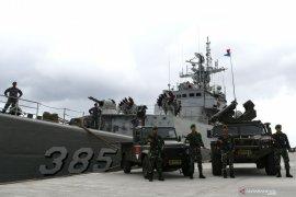 Lima Kapal RI amankan Perairan Natuna