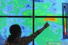 BMKG Bali : waspadai potensi hujan lebat