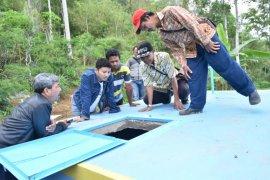 Bupati Trenggalek berjanji percepat pembangunan infrastruktur daerah