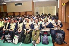 Menteri Basuki turunkan 294 generasi muda PUPR ke lokasi banjir