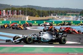 Jadwal 22 grand prix Formula 1 2020