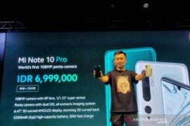 Xiaomi Mi Note 10 dengan banderol hampir Rp7 juta hadir di Indonesia, ini spesifikasinya