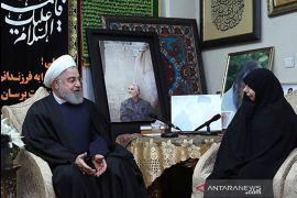 Iran kecam Trump sebagai teroris  berdasi