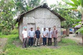 Kakek Legimen warga miskin Hinai yang belum pernah dapatkan bantuan dari pemerintah