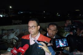Gubernur DKI Anies Baswedan keluarkan seruan kerjabakti bagi warga