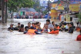BNPB apresiasi Gojek galang peduli terhadap korban banjir