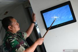 Nelayan China gunakan pukat harimau tangkap ikan di Natuna