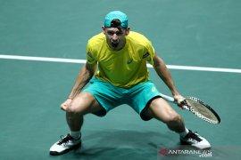 Australia berpotensi lolos ke perempat final ATP usai kalahkan Kanada