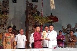 Mentan dukung Bali kembangkan pertanian organik