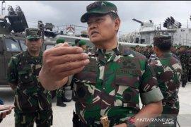 TNI imbau nelayan Natuna tidak perlu khawatir
