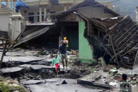 1.253 siswa di Lebak Gedong diliburkan akibat sekolah terdampak banjir