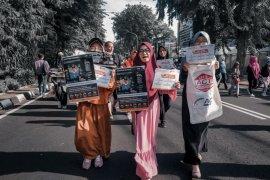 ACT Jatim gandeng komunitas galang bantuan korban banjir Jabodetabek