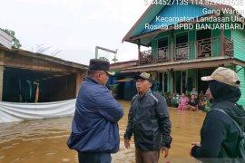 Wali Kota tinjau lokasi banjir di Cempaka dan Kemuning