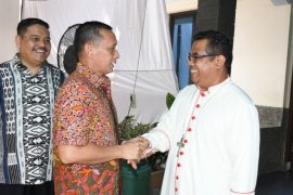 "Pangdam I/BB: ""Open House"" Keuskupan Agung Medan merupakan silaturahim positif"