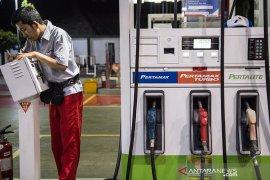 Ini penjelasan harga BBM turun meski minyak dunia naik