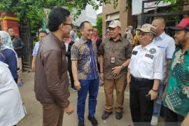 Disdukcapil Tangerang layani ganti dokumen kependudukan  rusak akibat banjir
