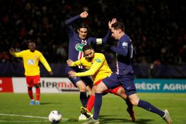 Batal gabung Atletico, Edison Cavani tidak dilepas PSG