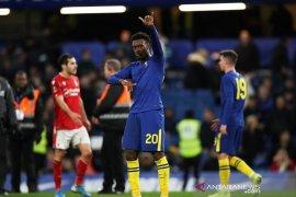Manajer Chelsea puji penampilan Hudson-Odoi saat kalahkan Nottingham Forest