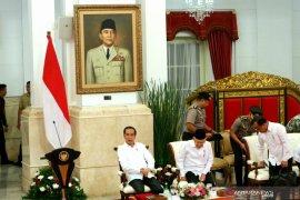 Jokowi tegaskan terkait kedaulatan Natuna, Tidak ada tawar menawar