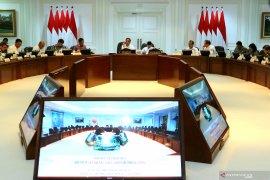 Jokowi ajukan tiga upaya turunkan harga gas industri