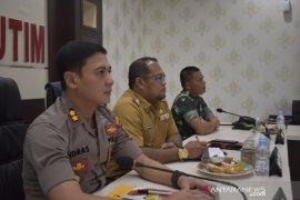 Polres Kabupaten Kutai Timur siaga tanggulangi bencana alam