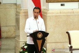 Presiden Jokowi bertolak ke Natuna