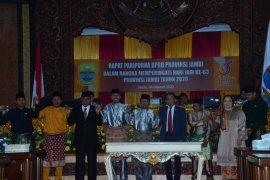 Komitmen bersama membangun Pelabuhan Ujung Jabung kado indah HUT ke-63 Provinsi Jambi