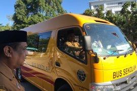 Kemenhub beri bantuan bus sekolah untuk Banda Aceh