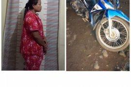 Wanita pelaku curanmor diringkus polisi