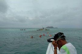 Kapal bawa 18 ton garam tenggelam di perairan Manggarai Barat