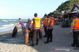 Siap siaga bencana, Brimob Polda Aceh jaga objek wisata di Lhokseumawe