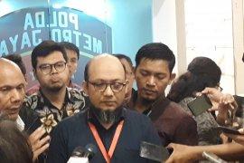 Novel Baswedan telah diperiksa 10 jam di Polda Metro Jaya