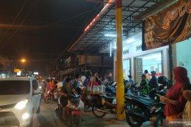 Seorang wanita di Medan tewas gantung diri di atap minimarket
