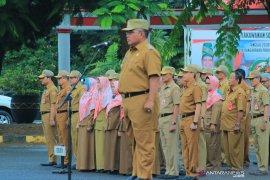 Wali Kota ingatkan profesionalitas dan kualitas kerja pegawai