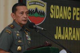 Pangdam I/BB: Prajurit Kodam siap bantu perkuat pengamanan wilayah Natuna