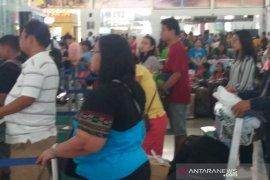 H+5 Tahun Baru,  penumpang Bandara Kualanamu capai 25.993 orang