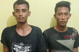 Polisi tembak pencuri brangkas sekolah di Medan