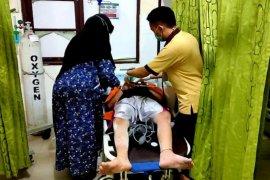 Seorang tahanan Polresta Palangka Raya meninggal dunia