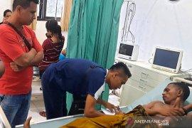 Tersambar petir, dua warga Flores Timur tak sadarkan diri