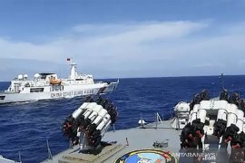 TNI AU terbangkan pesawat tempur F-16 ke Pulau Natuna