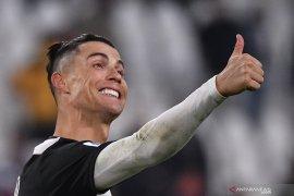 Puas dengan trigolnya, Ronaldo tetap utamakan kemenangan tim