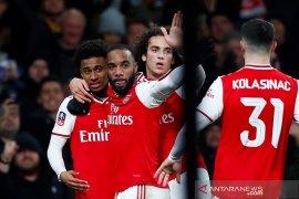 Gol Nelson jadi pembeda Arsenal atas Leeds