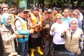 Status tanggap darurat banjir Bekasi diperpanjang selama sepekan