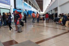 Bandara Juanda layani 966.000 penumpang selama libur Natal dan tahun baru